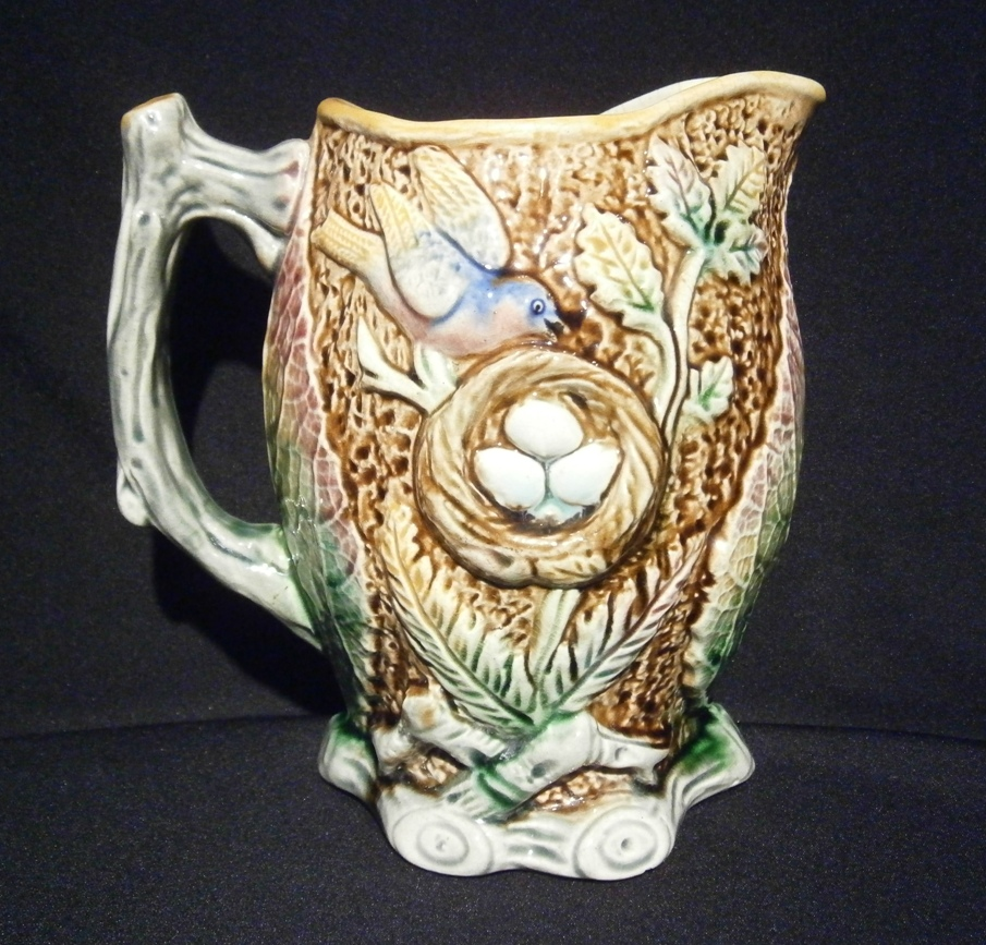 1000 Images About Majolica Love On Pinterest Plates